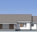 проект дома из кирпича SDn-574 5