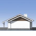 проект дома из кирпича SDn-574 6