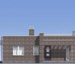 проект дома из кирпича SDn-578 3