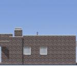 проект дома из кирпича SDn-578 4