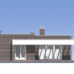 проект дома из кирпича SDn-578 5