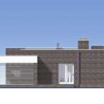 проект дома из кирпича SDn-578 6