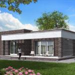 проект дома из кирпича SDn-578 7
