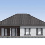 проект дома из кирпича SDn-581 4