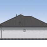 проект дома из кирпича SDn-581 5