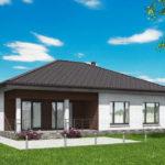 проект дома из кирпича SDn-581 7