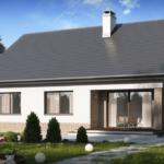 проект дома из кирпича SDn-925 1