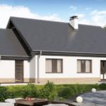 проект дома из кирпича SDn-925 2