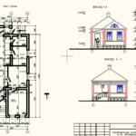 проект дома из кирпича SDn-925 3