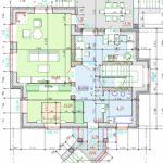 проект дома из кирпича SDn-927 1