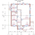 проект дома из кирпича SDn-993 4