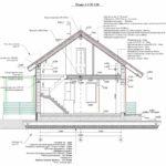 проект дома из пеноблока-газобетона SDn-322 3