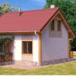 проект дома из пеноблока-газобетона SDn-322 6