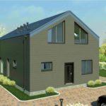 проект дома из пеноблока-газобетона SDn-336 3