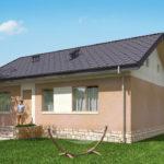 проект дома из пеноблока-газобетона SDn-556 7