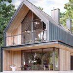 проект дома из СИП-панелей SDn-119 3