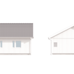 проект дома из СИП-панелей SDn-143 3