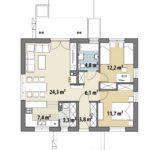 проект дома из СИП-панелей SDn-194 3
