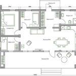 проект дома из СИП-панелей SDn-298 3