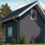 проект дома из СИП-панелей SDn-303 3
