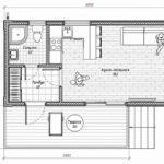 проект дома из СИП-панелей SDn-309 1