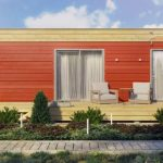 проект дома из СИП-панелей SDn-309 3