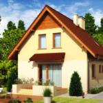 проект дома из СИП-панелей SDn-325 3