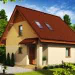 проект дома из СИП-панелей SDn-325 4