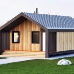 проект дома из СИП-панелей SDn-326 3