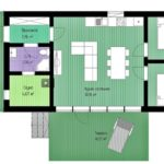 проект дома из СИП-панелей SDn-326 5
