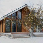 проект дома из СИП-панелей SDn-943 3