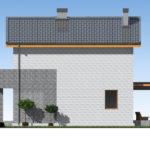 проект дома из теплоблока SDn-511 6