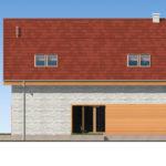 проект дома из теплоблока SDn-512 3