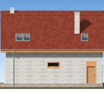 проект дома из теплоблока SDn-512 5