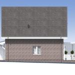 проект дома из теплоблока SDn-515 3