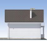 проект дома из теплоблока SDn-527 5