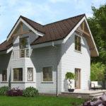 проект дома из теплоблока SDn-527 8