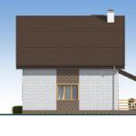 проект дома из теплоблока SDn-533 4