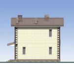 проект дома из теплоблока SDn-539 6