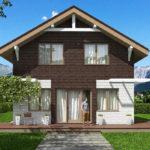 проект дома из теплоблока SDn-551 7