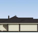 проект дома из теплоблока SDn-564 5