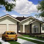 проект дома из теплоблока SDn-564 7