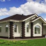 проект дома из теплоблока SDn-564 8