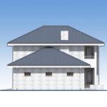 проект дома из теплоблока SDn-569 6