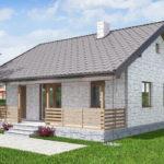 проект дома из теплоблока SDn-572 7