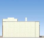 проект дома из теплоблока SDn-833 3