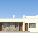 проект дома из теплоблока SDn-833 4