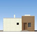 проект дома из теплоблока SDn-833 5
