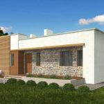 проект дома из теплоблока SDn-833 6
