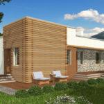 проект дома из теплоблока SDn-833 7